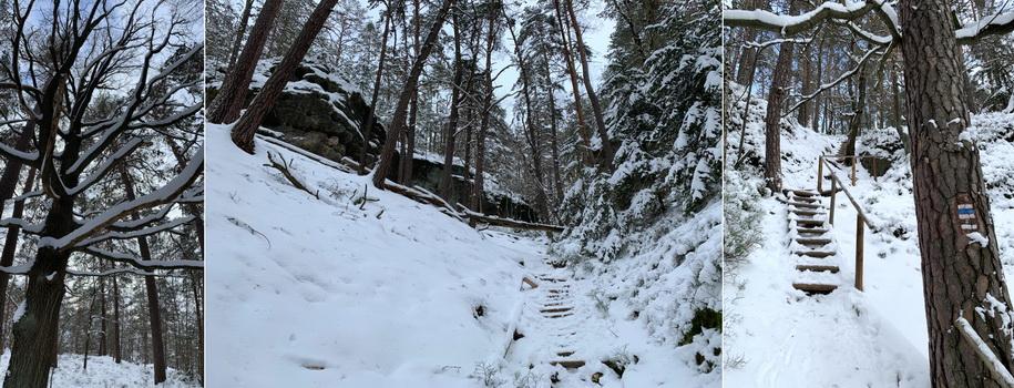 Dřevěná schodiště, která nám pomohla dosáhnout našich cílů