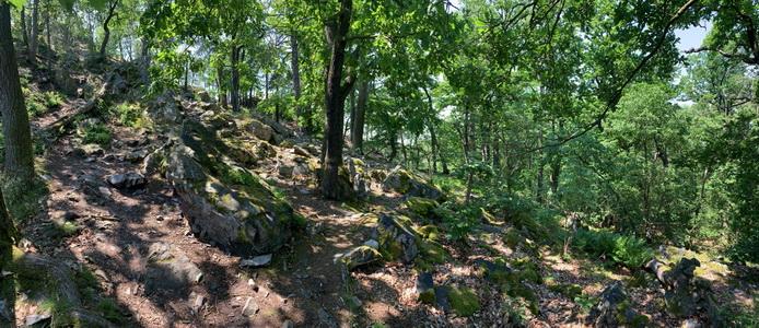 Kamenitý výšlap na vrchol Babka