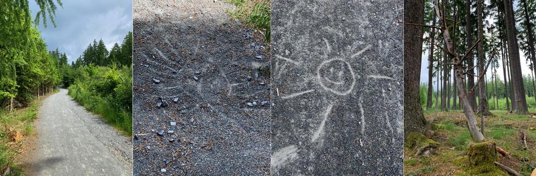 Hádejte, které sluníčko kreslili dospělí? Možná byste se divili...