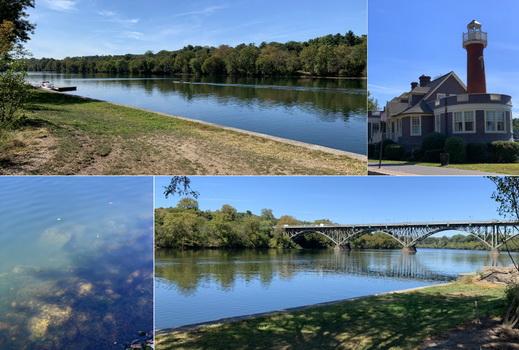 Schuylkill River, ve které najdete kromě silných proudů, škodlivých bakterií také malé milé želvičky