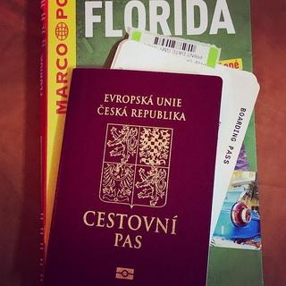 Biometrický pas, který chodil všude se mnou