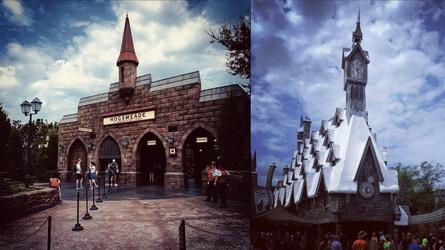 Svět Harryho Pottera byl opravdu velmi propracovaný