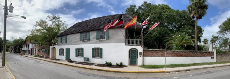 Z nejstaršího domu USA je dnes malé muzeum